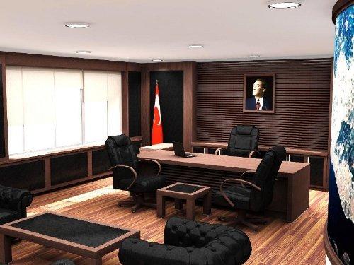 Ofis ve Otel Dekorasyon