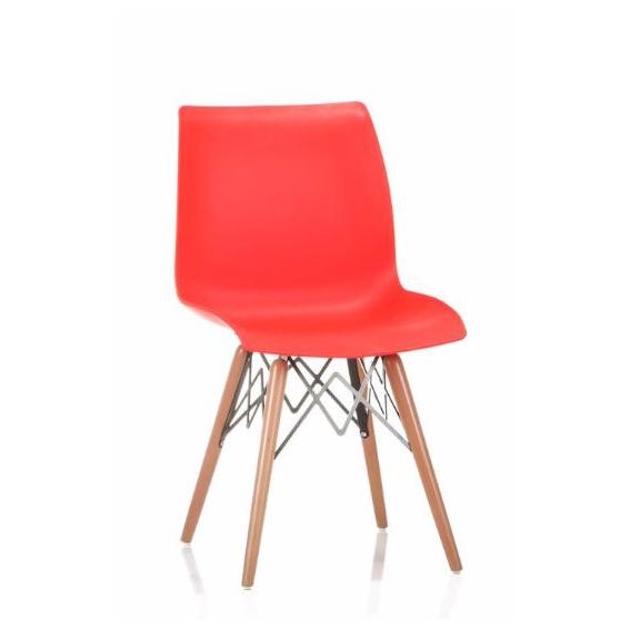 Ahşap Ayaklı Sandalyeler